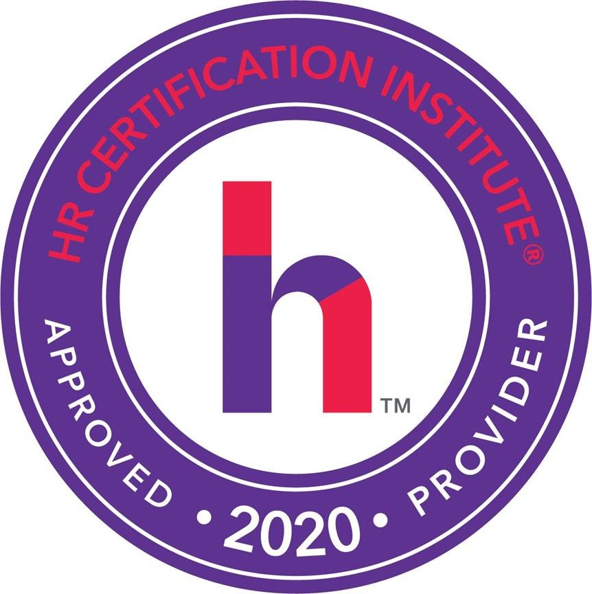 HRCI 2020 Approval Seal
