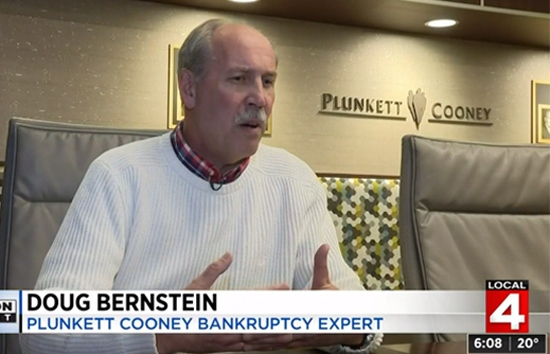 Bernstein on 5th Anniversary of Detroit's Exit from Bankruptcy
