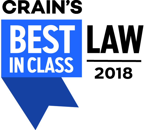 Crain's Detroit Business Best in Law