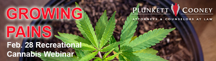Municipal & Cannabis Law Webinar Banner