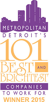 101 Best & Brightest in Metro Detroit 2015