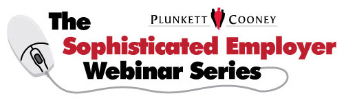 Sophisticated Employer Webinar Logo