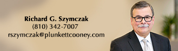 Rick Szymczak contact card with picture