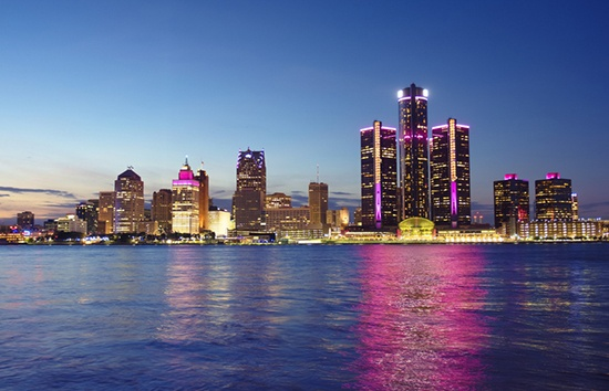 Photo of Detroit, MI
